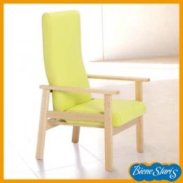 silla de ortopedia geriátrica para enfermos y residencia respaldo alto