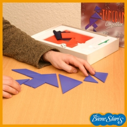 tangram, juego didáctico para mayores, estimulación, imaginación