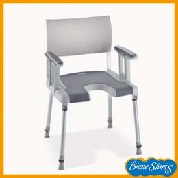 silla para baño y ducha de minusvalidos, discapacitados, invacare