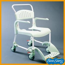 silla de ruedas de ducha para baño minusválidos