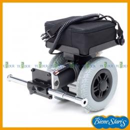 Motor auxiliar de ayuda al empuje para silla de ruedas