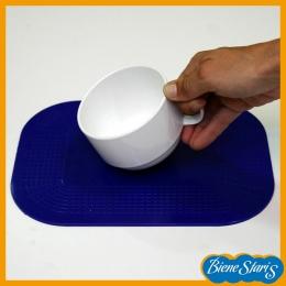 Tapete antideslizante base para platos