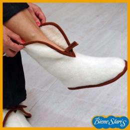 botas lana