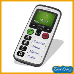 Teléfono móvil sencillo con localización gps Doro 580