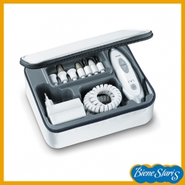 Lima manicura eléctrico para arreglar uñas de manos y pies, diabéticos
