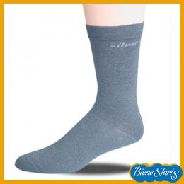 calcetines que no aprietan con plata bactericida y antiinflamatoria