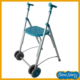 Andador para adultos Ara kamaleon, con asiento