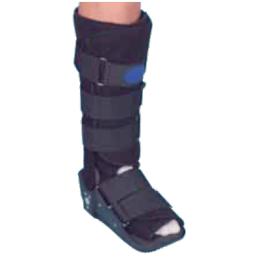 Ortesis no articulada para inmovilización medio-lateral y de la flexoextensión de la articulación...