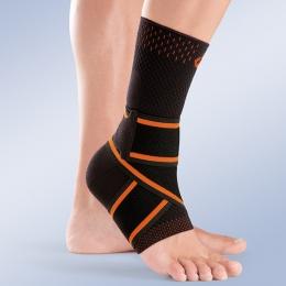 Ortesis dinámica para ligamentos laterales del tobillo.