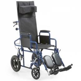 SRM010B, SRM 010B silla no autopropulsable plegable reclinable