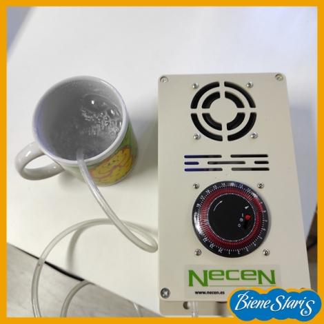 ozonificador, aparato de ozono, desinfección con ozono