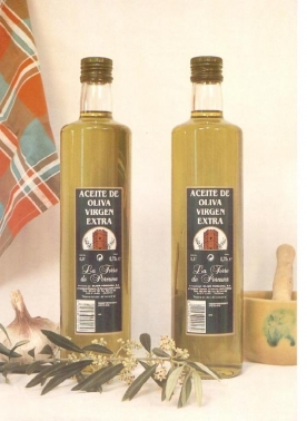 EXTRA VIRGIN OLIVE OIL 0,75 LITER