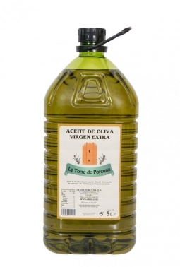 CAJA DE ACEITE  OLIVA VIRGEN EXTRA 5L