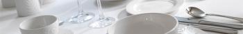 Vajilla, cristalería, cubertería, maquinaria, mobiliario...