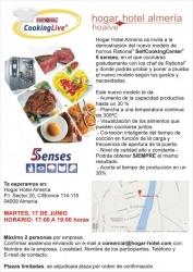 17 de Junio 2014 - Demostración Rational en Hogar Hotel Almeria