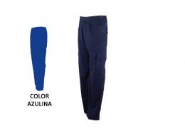 PANTALON MILITAR AZULINA