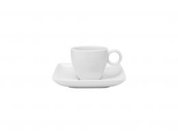 ORGANIC-TAZA CAFE 0.13 L BLANCA