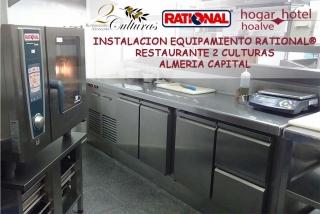 Hogar Hotel - Rational® - Rte 2 Culturas