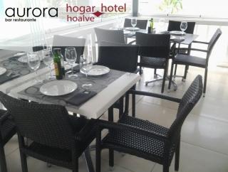Hogar Hotel - Aurora Bar Restaurante (Mojacar)