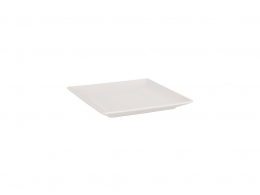 ELITE-PLATO PAN 16X16 CM BLANCO