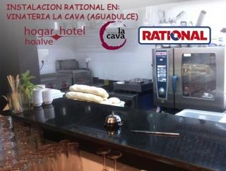 Instalacion Rational La Cava Aguadulce