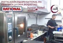 Instalacion Rational La Cava Roquetas