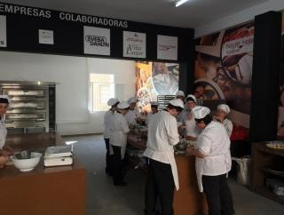 Nueva Sala de Formación Panadería, Pastelería y Repostería