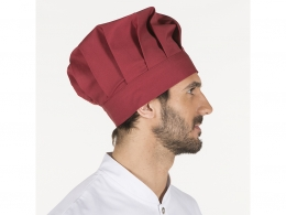 GORRO CHEF BURDEOS