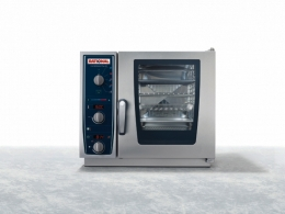 RATIONAL-HORNO ELECTRICO 6 GN 2/3 XS