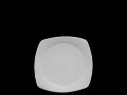 CUBE HISPALIS-PLATO PAN 16.5 CM BLANCO