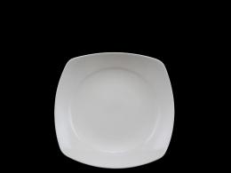 CUBE HISPALIS-PLATO DEGUSTACION 20 CM BLANCO