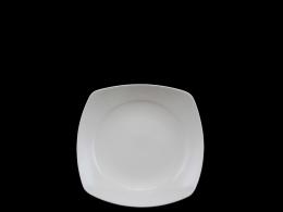 CUBE HISPALIS-PLATO DEGUSTACION 15 CM BLANCO