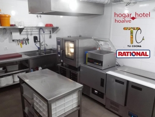 Instalacion Rational Tu Cocina