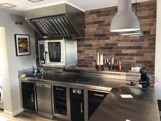 Montaje Chef Energy en domicilio particular