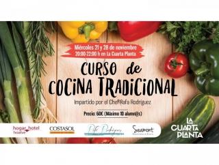 PATROCINIO CURSO COCINA TRADICIONAL