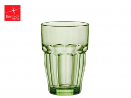 ROCK BAR-VASO REFRESCO 0,37 L MENTA APILABLE
