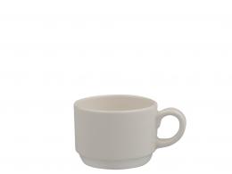 DUOMA ALCALA-TAZA CAFE 0,15 L APILABLE BLANCA