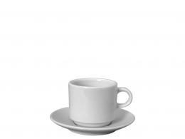 SOLID-TAZA CAFE 0,15 L APILABLE BLANCO