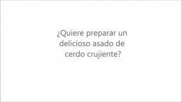 RATIONAL® SELFCOOKINGCENTER® - ASADO DE CERDO