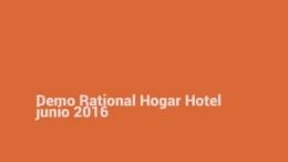 DEMO RATIONAL® 22-06-2016