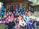 Convivencia en El Garañón de los alumnos de 6º de Primaria