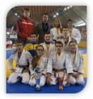 Felicidades al Judo Club Las Nieves