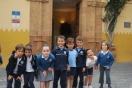 Visita a la Casa de Colón y al Museo de Pérez Galdós de los alumnos de 5 años