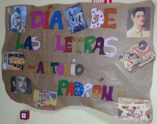 Día de Las Letras 2014