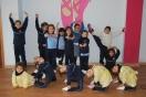 Decorando la clase de ballet