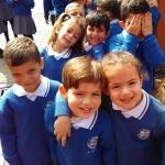 Visita a la sede de la Orquesta Filarmónica de Gran Canaria Educación Infantil 3, 4 y 5 años