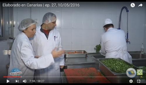 En los fogones de nuestra empresa de catering