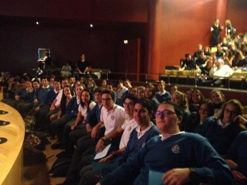 4º ESO Día de La Música. Auditorio Alfredo Kraus