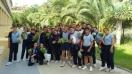2ºA ESO Recogida de las lechugas plantadas en el huerto escolar