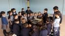 Fotos de las actividades de Talento y Debate de Marzagán.